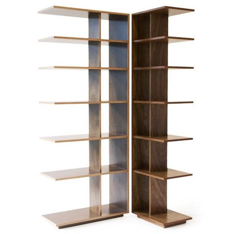 cantilever bookcase – planet