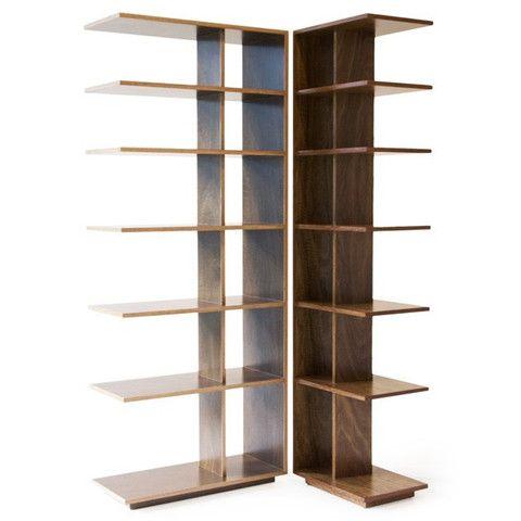 cantilever bookcase – planet