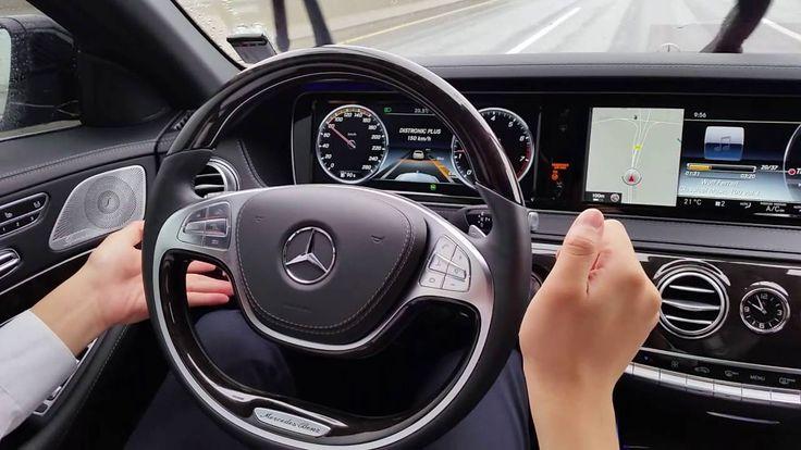 메르세데스 벤츠 S500 - DISTRONIC PLUS