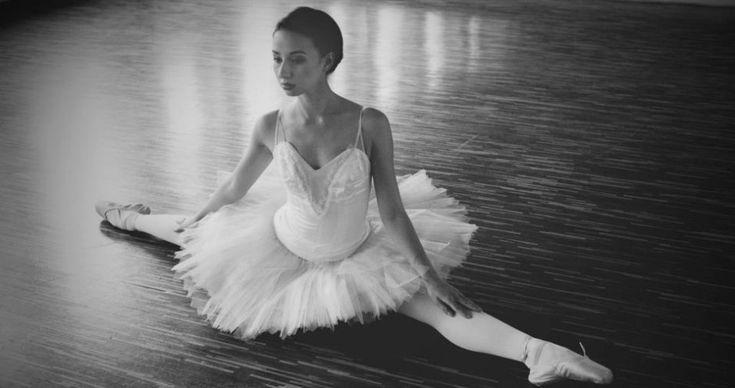Rozciąganie baletowe