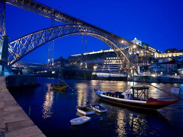Bela vista do #Porto!