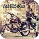 Download Bike photo frame V 1.4.7:        Here we provide Bike photo frame V 1.4.7 for Android 4.0.3++ Photo framing has never been easier in a couple of seconds. Racing Bike Photo Frame can beautify all your photos and make the best moments of your life unforgettable. Download this free picture frames app and let the photo fun...  #Apps #androidgame #UniverseSolution  #Photography http://apkbot.com/apps/bike-photo-frame-v-1-4-7.html