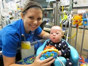 Q with Angela Brennecke, a Child Life Specialist in the Riley Hospital for Children Newborn ICU