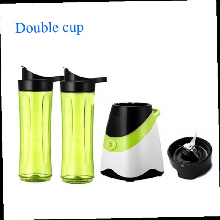 45.00$  Watch now - http://alib7s.worldwells.pw/go.php?t=32718399985 - VOSOCO Mini fruit juice machine Single/Double cup small juicer Shake n Take generation portable fruit and vegetable juicer 45.00$