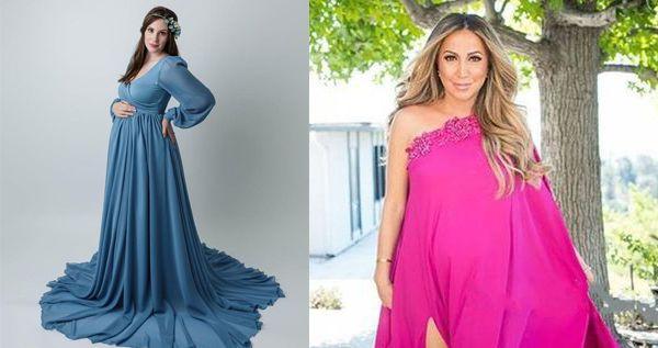 أهم نصائح لاختيار فستان سهرة للحوامل Formal Dresses Dresses Fashion