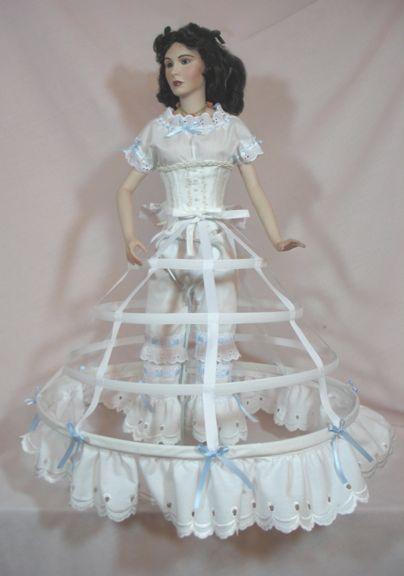 1860 Undergarments Foundation Garments For Civil War Era