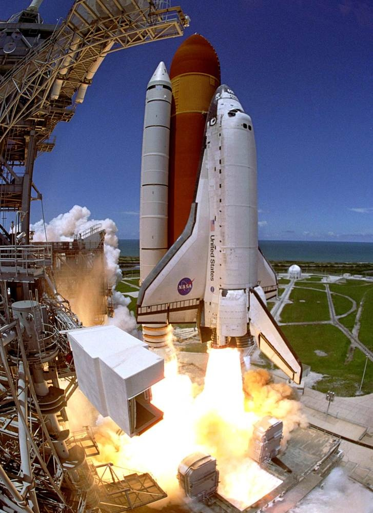 highest space shuttle mission - photo #20