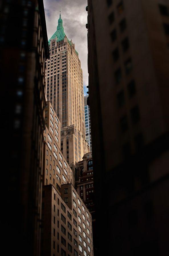 40 Wall Street by Jay B. Wilson