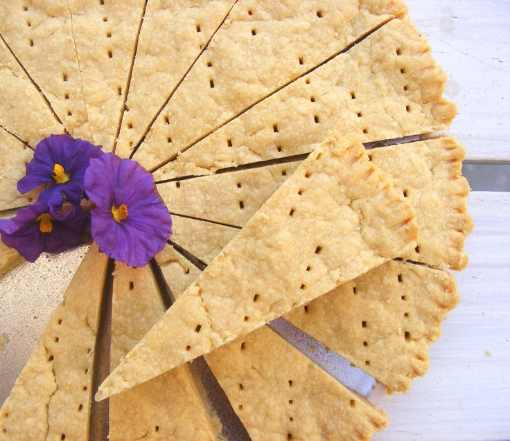 This is one of my favourite, basic recipes for shortbread. Only this time, I attempted my first sugar-free version: I used Canderel Yellow instead of castor sugar, and it worked beautifully – same texture, same taste. That means no-one has to miss out on these delectably crumbly treats anymore!