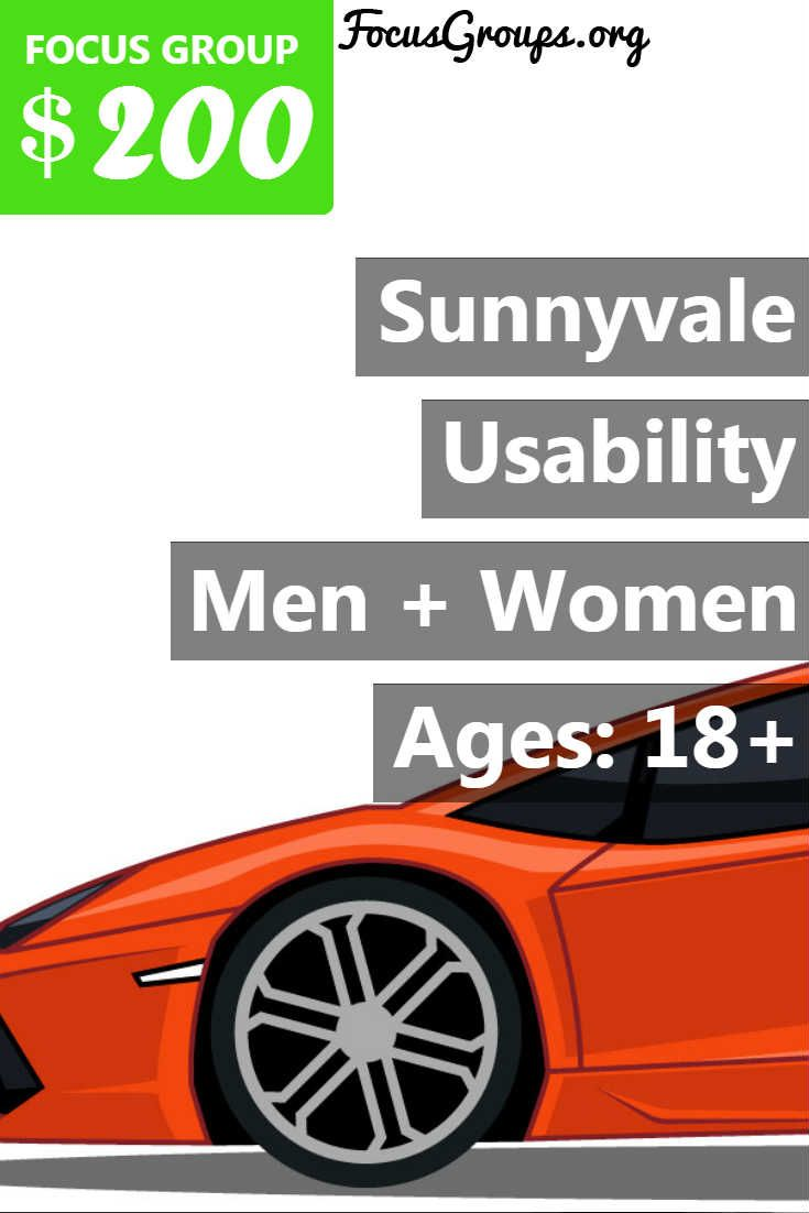 SIS is looking for owners of Mercedes-Benz, Audi, and BMW vehicles for a paid research study in Sunnyvale, California. Compensation is $200 for a 90-minute interview with a major luxury vehicle manufacturing brand. If you are interested in participating, please sign up and take the survey to see if you qualify!