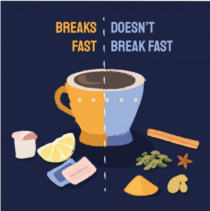 Can you drink coffee during intermittent fasting