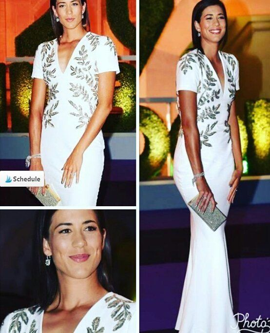 Sweet and simple #gabrinemuguruza At the Wimbledon champion Dinner in @lorraineschwartz jewels... #purplebyanki #luxury #loveit #jewelry #jewelrydesign #jewelrydesigner #gold #jewelrydesign #finejewelry #luxurylifestyle #instagood #follow #instadaily #lovely #beautiful #dubaifashion #dubailife #mydubai #beautiful #love #jewelgoals #fashion #earrings