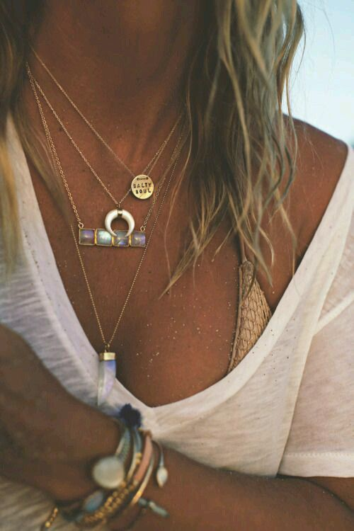 Ideas regalo mujer collares   Supernatural Style