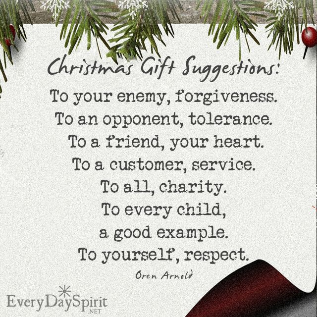 Quotes About Christmas Gifts: Best 25+ Gift Quotes Ideas On Pinterest