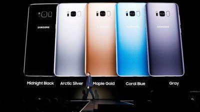 La compañía surcoreana Samsung ha presentado oficialmente sus nuevos teléfonos insignia Galaxy S8 y S8 Plus, con los que busca rebasar el éxito de...