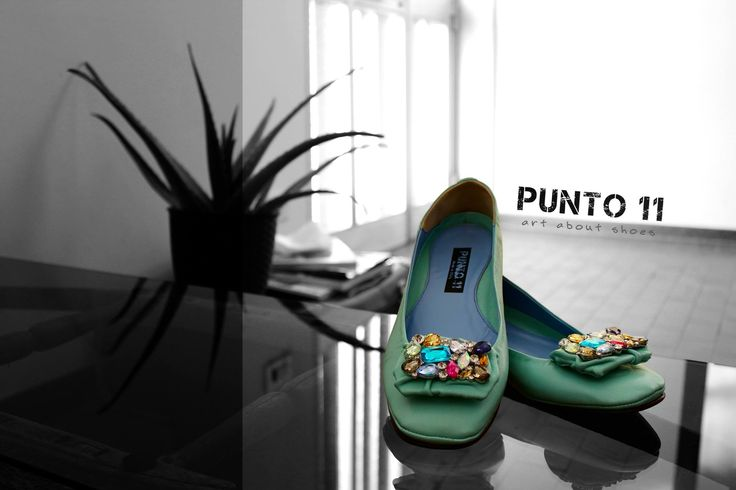 Punto 11 shoes, ballet flats