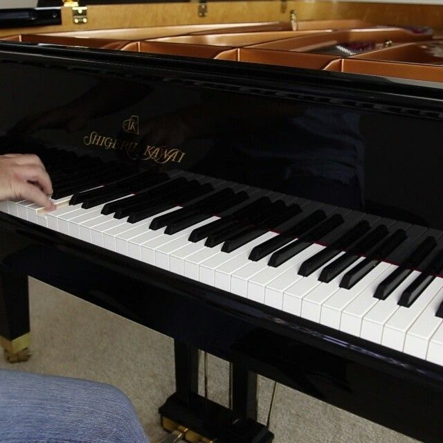 "A preview of Shigeru Artist David Hicken's new video featuring the solo piece ""Renaissance"" played on his Shigeru Kawai grand.  www.davidhicken.com  #davidhicken #piano #pianoconcert #solopiano #pianist #artistry #pianistsofinstagram #musicians #music"