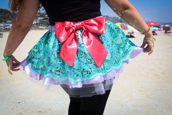 PREORDER / On the Rocks Princess Running Skirt | Disney