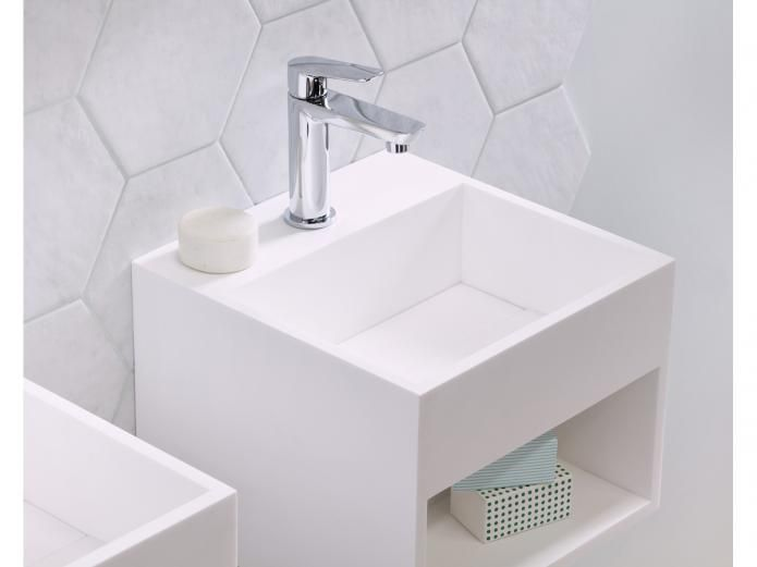 Tapware is the jewellery of the bathroom, but it doens't have to break the bank. The Mizu Bliss Basin Mixer will make a stunning complement to your basin, at a great price point to boot!