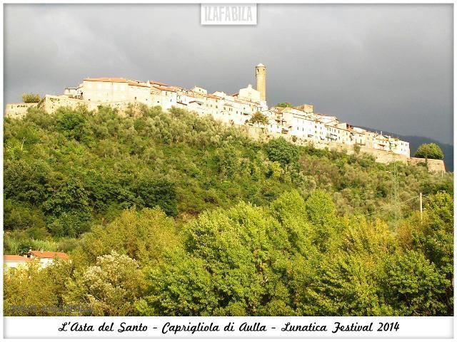 Quando il Santo va all'Asta: gli Omini e Caprigliola - Lunatica Festival 2014 - Caprigliola