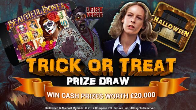 Take part in Trick or Treat Prize Draw this October at http://bit.ly/esb_trick_or_treat and get your hands on fantastic €20 000.00 shared cash prizes!