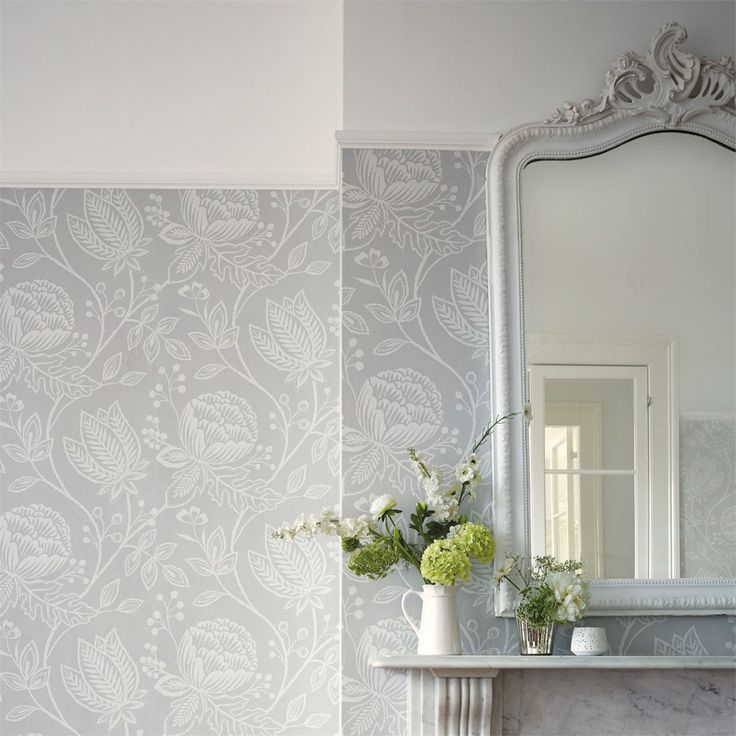 Mirabella By Harlequin Pebble Wallpaper Direct