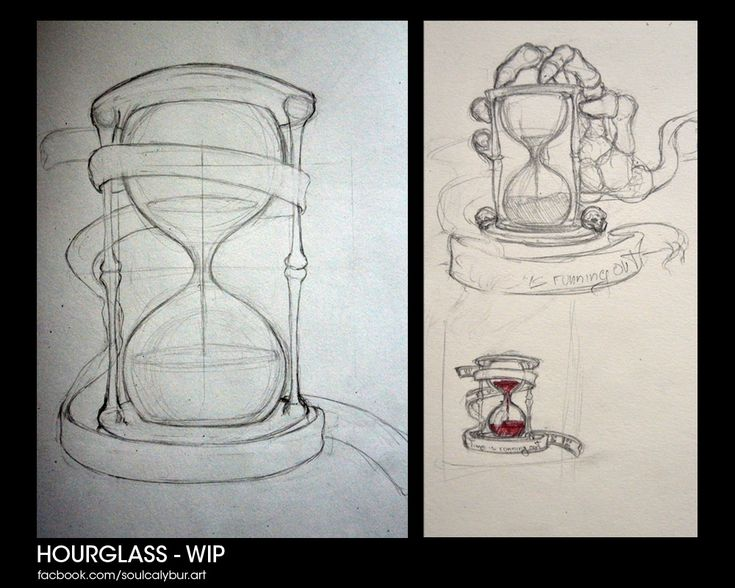 Sand clock tattoo designs  18 besten hourglass tattoo designs Bilder auf Pinterest | Tattoo ...