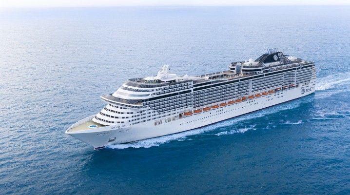 Noul vas amiral al flotei MSC, Preziosa, a fost creat pentru a savura placerile spiritului mediteranean in calatorii de explorare, care te duc spre America de Sud sau Mediterana. Nume Linie: MSC Cruises Nume Nava: MSC Preziosa Nume Ruta: Croaziera Mediterana de Vest Portul de imbarcare/ debarcare: Marseille, Franta Durata: 7 nopti/ 8 zile Plecari …