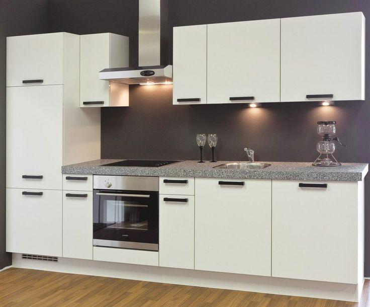 Showroomkeukens   Alle Showroomkeuken aanbiedingen uit Nederland keukens voor zeer lage keuken prijzen   Speed wit softmat [42770]