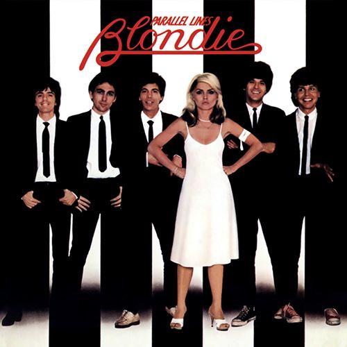 """Parallel Lines Blondie Blondie - """"..."""