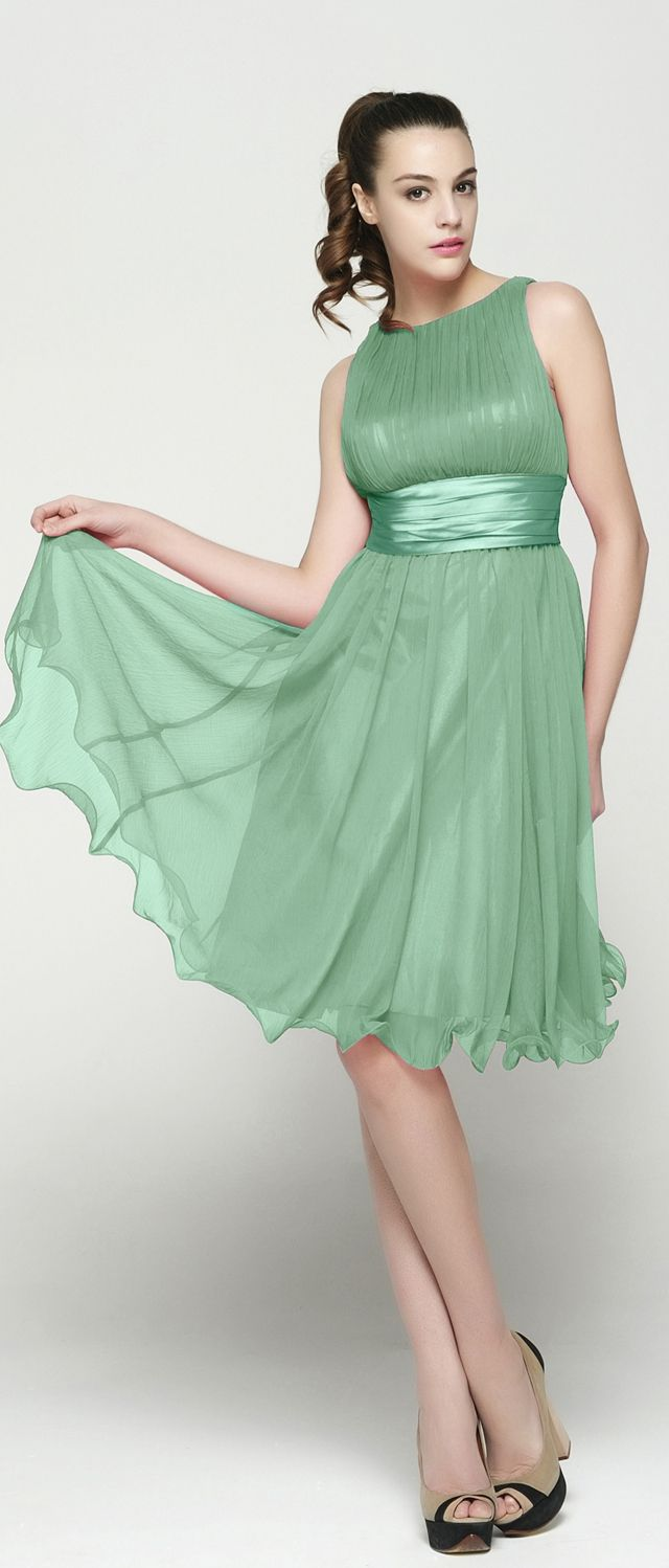 17 best images about bridesmaid dresses edresstore on for Pastel green wedding dress