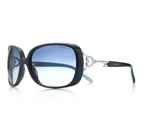 Tiffany Sunglasses --Love!! The skeleton key is so me!!!