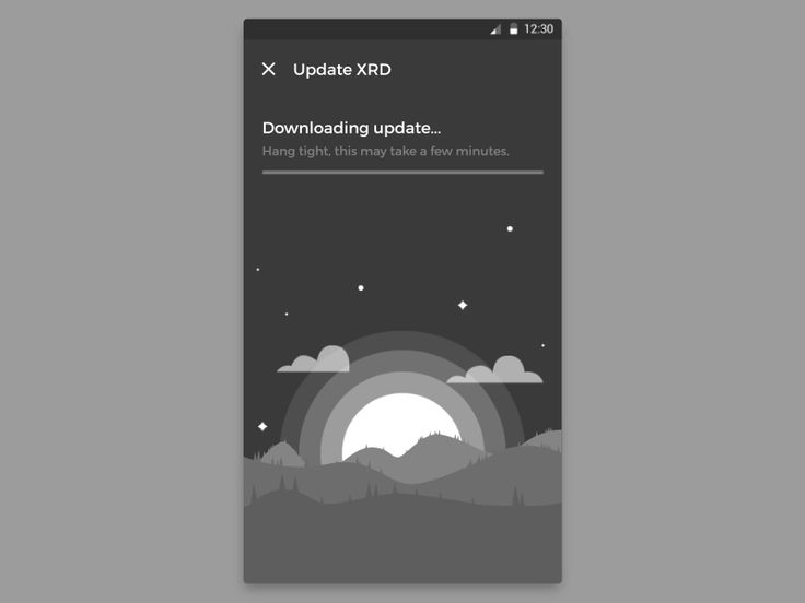 An animation for our hardware updater.  Press L to show some love  Follow the Botlink Team