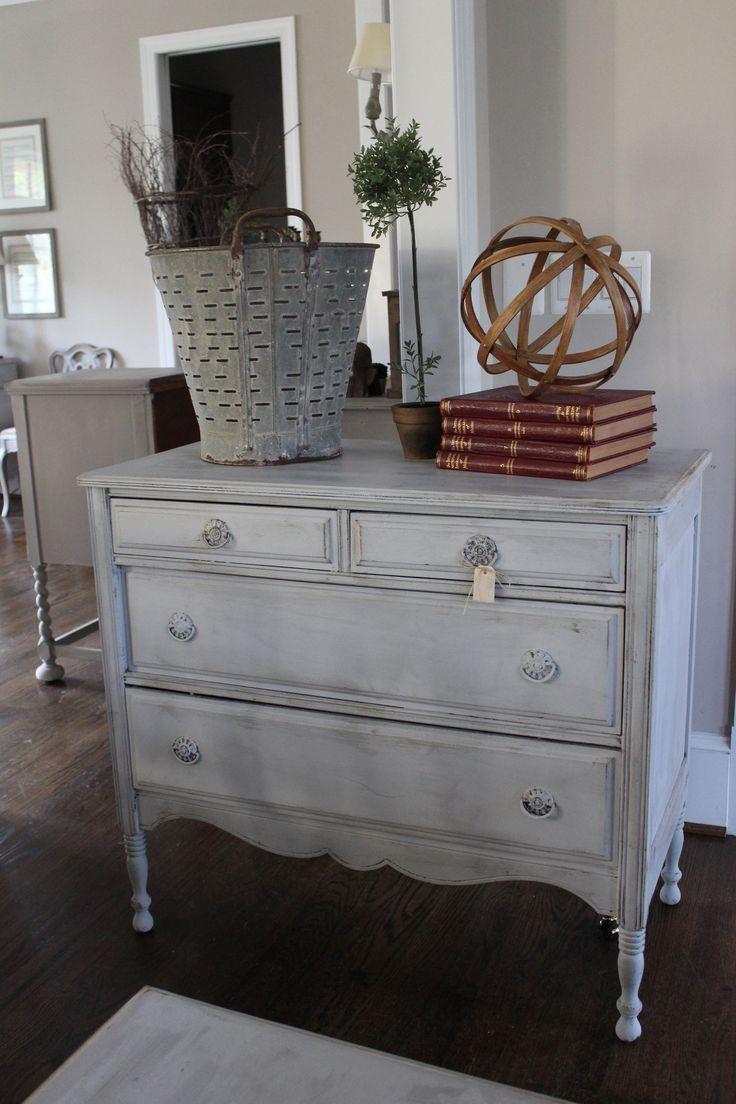 Refinished Antique Furniture. Www.blueeggbrownnest.com