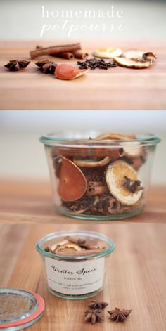 Make your home smell like fall with this easy recipe for homemade potpourri