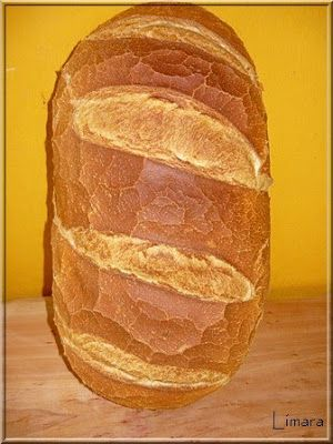 Limara péksége: Zsúrkenyér