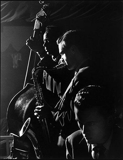 Tommy Potter, Stan Getz and Al Haig – Birdland 1949