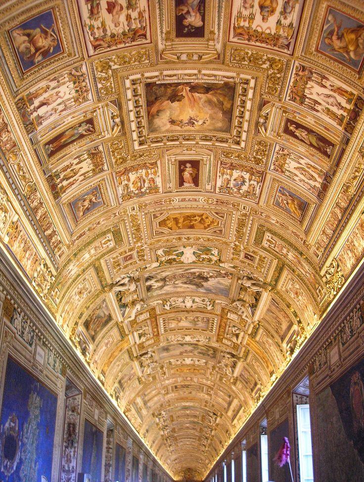 Museo del Vaticano, Italia Más fotografías del #patrimoniodelahumanidad de la #UNESCO @deregrino