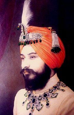 Maharaja Har Inder Singh, Royal House of FaridKot
