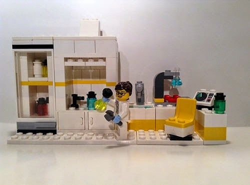 LEGO Clinical Chemistry Lab