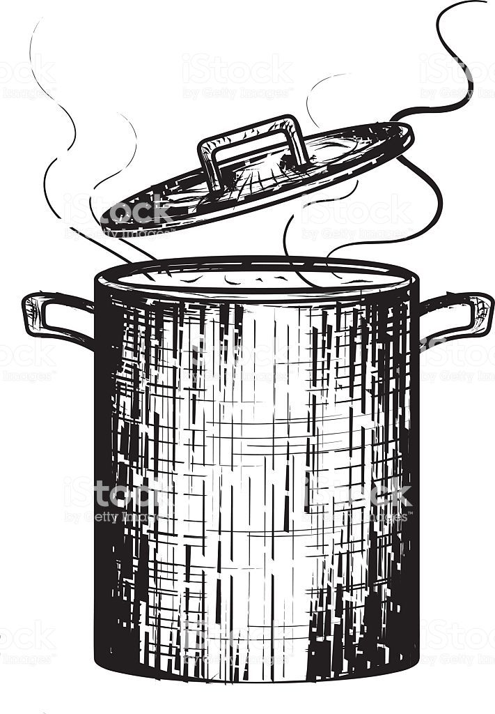 43+ Soup pot clipart black and white ideas in 2021