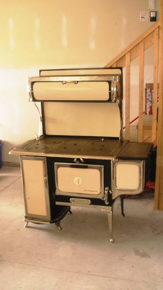 Vintage Electric Kitchen Stoves ~ Best images about love old stoves on pinterest