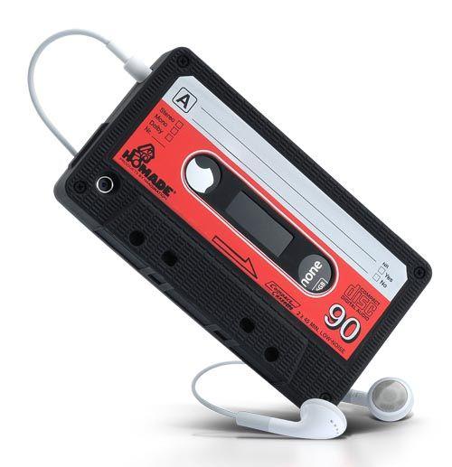 Cassette Iphone Case :D