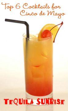 1000 idées sur le thème Recette De Tequila Sunrise sur Pinterest ...