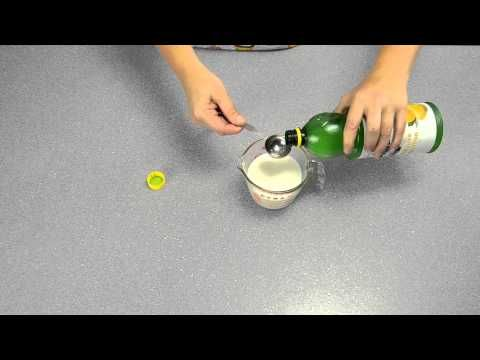 How to Make Buttermilk: Baking Quick Tip by Cookies Cupcakes and Cardio - YouTube