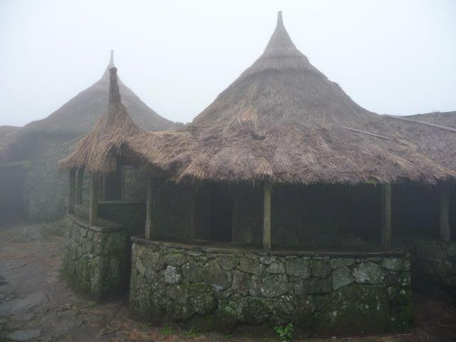 Celtic Archaeology | Rebuilt Castro/Celtic Hillfort household in Sanfins Celtic Hillfort ...Been There with friends.