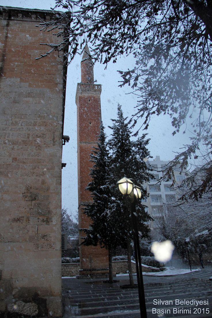 Silvan Kış Fotoğrafları - Silvan Belediyesi