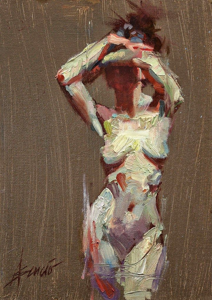 Henry Asencio, 1972 ~ Abstract Expressionists painter   Tutt'Art@   Pittura * Scultura * Poesia * Musica  