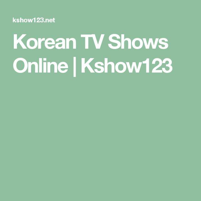 Korean TV Shows Online   Kshow123