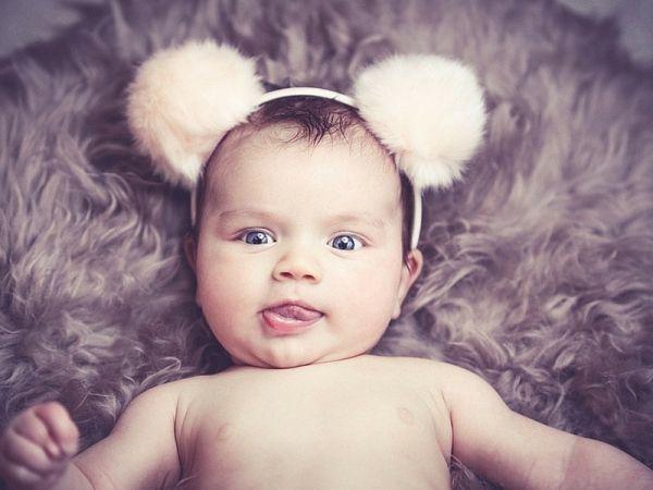 I tipi di cacca del neonato